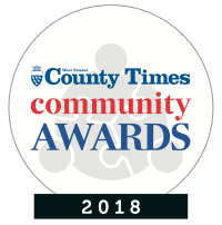 County Times Community Awards logo 2018